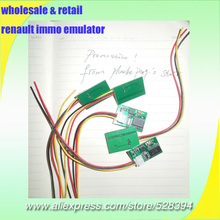 DHL For Renault Immobilizer Emulator work with renault ecu decoder PCB board immo emulator tool 50pcs(China)