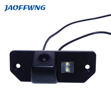 "Free shipping CCD 1/3"" Car Rear view Camera Parking Back Reversing Camera For Ford Focus(3)/2008/2010 For Focus(2) Night vision(China)"