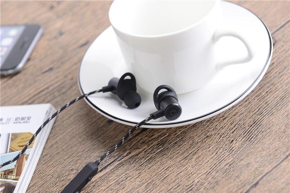 GEVO GV-18BT Wireless In-Ear Earphone Bluetooth Sport Earbuds With Microphone Magnetic Earphones Waterproof Earphone For Xiaomi