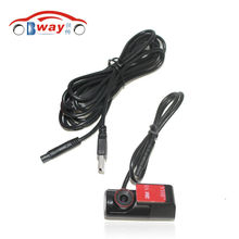 Free shipping car USB DVR camera with TF card slot work with android car DVD player, it can only fit in our android car radio