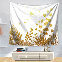 Polyester-Tapestry-Printed-Gold-Leaves-Home-Decoration-Wall-Blankets-Hanging-Bohemian-Decor-Mandala-Blanket-Hippie-Tapisserie