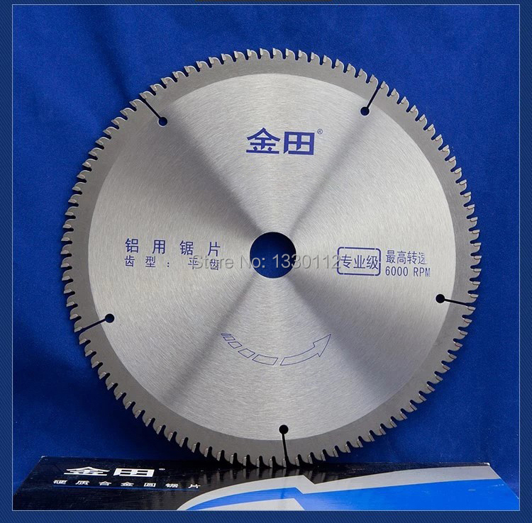 1pc 230mm or 9 60T TCT cutting aluminum saw blade disc with other diameter and teeth for sale<br>
