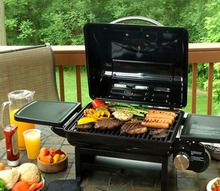 high quality protable gas BBQ grill, gas stove,gas oven,outdoor gas BBQ grill