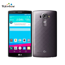 Original Unlocked LG G4 Cell Phone 3G/4G 16MP Camera GPS 5.5 inch Touch Screen Refurbished SmartPhone Dropshipping