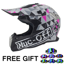 2017 New Arrivals Motorcycle Helmet Motocross Cascos Para Moto Off Road Motocycle Abs Man&Woman Dot