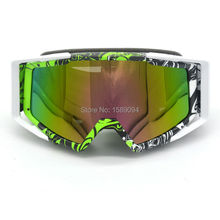 Eye Protect Helmet Goggle Motocross Motorcycle For Cross Country Off-Road ATV Quad SUV