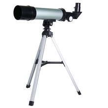 New 360/50mm Refractive Monocular Astronomical Telescope Tripod HD Space Monocular Spotting Scope professional Telescopes