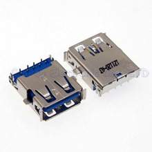 10pcs/lot USB 3.0 port interface 3.0 usb connector for ACER aspire V5-122 MS2377(China)