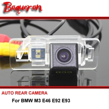 For BMW M3 E46 E92 E93 wireless Car Auto Reverse Backup CCD HD Night Vision Rear View Camera