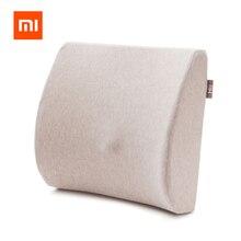 Xiaomi Mijia 8H Memory Multi Function Protect Soft Comfortable Pillow Cotton Nursing Lumbar Cushion Chair Pillow Travel Use