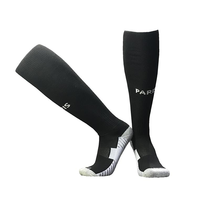NO Logo National Team Germany Football Barreled Knees Slip Bottom Thick Stocking Spain Soccer Socks Compression Socks 18