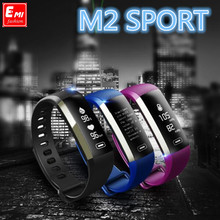 M2 Pro Smart Wristband   Bracelet Watch Heart Rate Monitor Blood Oxygen Band Weather Health tracking PK xiaomi mi band 2 id107