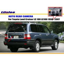 Car Parking Camera / Reverse Camera For Toyota Land Cruiser LC 100 LC100 1998~2007 / RearView Camera / License Plate Light OEM