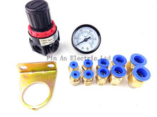 AR2000 G1/4'' Pneumatic mini air pressure regulator air treatment units