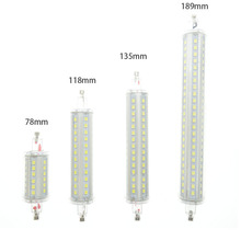 Lamparas R7S LED Corn 78mm 118mm 135mm 189mm Light 2835SMD Bulb 7W 15W 20W 25W 85-265v 360 Degree Replace Halogen Lamp Bombillas