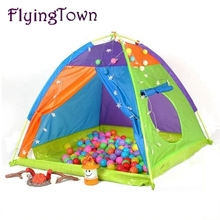 2017 new Child tent toy house indoor baby toy house princess oversized outdoor sports children kids toy tent play game fun