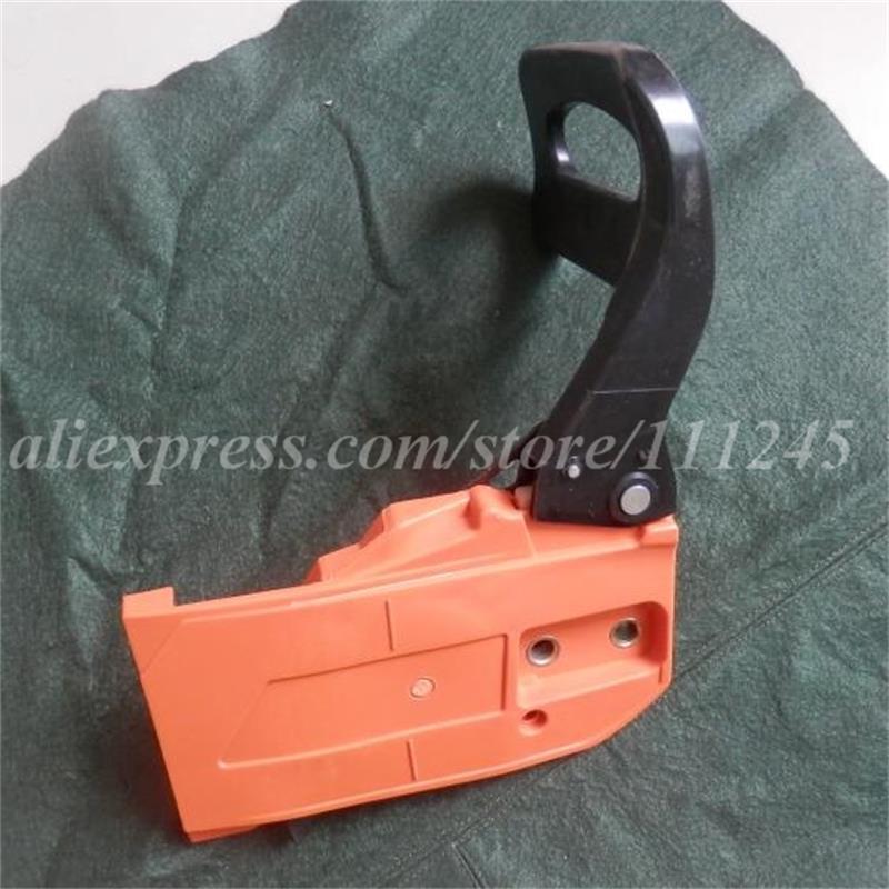 CHAIN BRAKE HANDLE HOUSING FITS ZENOAH G4500 5200 45CC 52cc  CHAINSAW    5800 5900 CHAIN  SPROCKET COVER <br>