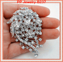 Fedex Free Shipping!!(60pcs/lot)Good Quality Factory Cheap Brooches!!Luxury Wedding Jewelry!!Bridal Bouquet Brooch Pin