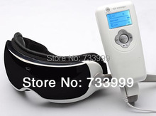 2pcs/lot Health care Electric Alleviate Fatigue Eye Massager Anti-myopia Eye Nurses USB Electric Acupuncture Magnet Eye Massage(China)