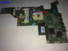 KEFU WORKING +NEW 646669-001 FREE SHIPPING Laptop Motherboard Suitable for HP 630 / 430 Notebook PC HM55 COMPARE BFEORE ORDER(China)