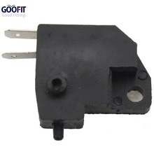 GOOFIT Left Brake Switch for 50cc 70cc 90cc 110cc 125cc 150cc 200cc 250cc ATV Dirt Bike Moped Scooter Pit Bike DuneBuggyI060-009(China)