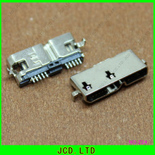 10XNew DC Power Jack Micro 3.0 USB Port Plug Socket for netbook/MP5 /mobile MICRO USB 3.0 for ONDA V989 USB Jack Charging