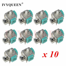IVYQUEEN 10 pcs 3D Analog Thumb Stick Sensor Potentiometers Repair Part for Microsoft Xbox 360 Controller Joystick(China)