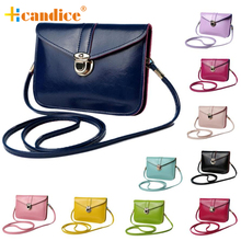 Hcandice Best Gift Hcandice Fashion Zero Purse Bag Leather Handbag Single Shoulder Messenger Phone Bag drop ship bea6106