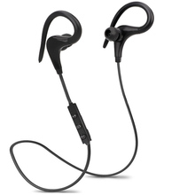 V4.1 Wireless Headphones Bluetooth Ear Hook Earphone Headset Microphone Sport Earphone Universal for iPhone 7Android Xiaomi 6