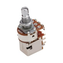 A500k Push Pull Guitar Control Pot Potentiometer / Linear Potentiometer(China)