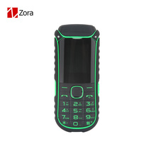 Original Phone UHAPPY A5000+ Dual SIM Card 1.77 inch Vibration FM Bluetooth Low Radiation Older Cell phone with Russian keyboard(China)