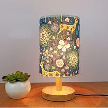 bird Vintage lamps pink