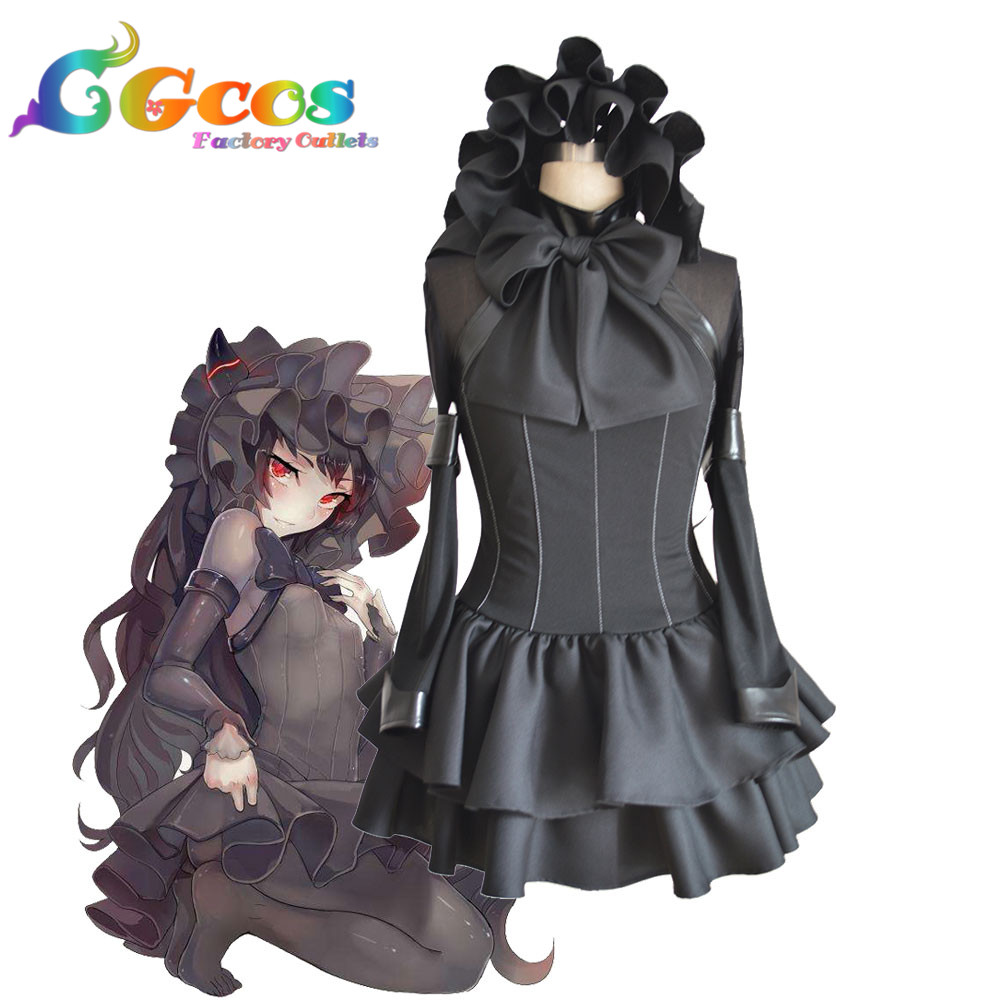 CGCOS Free Ship Cosplay Costume Kantai Collection Isolated Island Demon Uniform Halloween Christmas Party