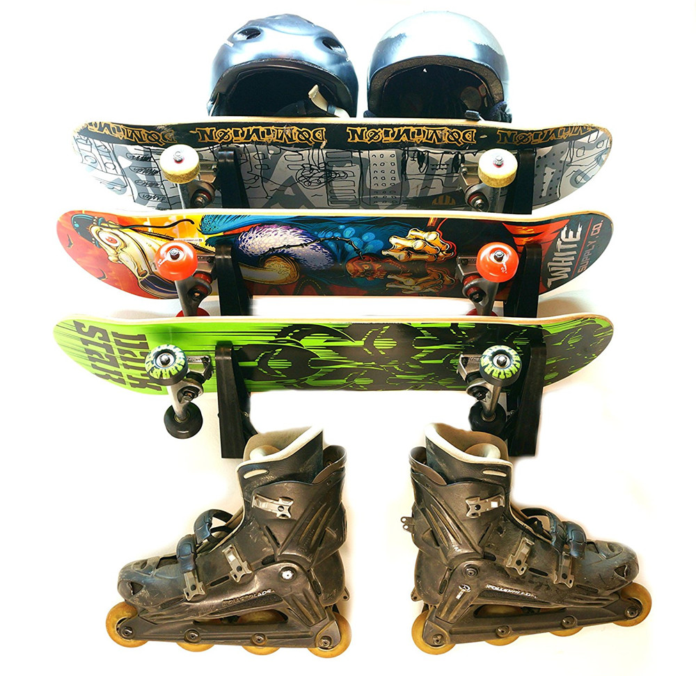 Skateboard Wall Hanger Mount2