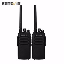2pcs Walkie Talkie DMR Digital 10W Retevis RT81 IP67 Waterproof 32CH UHF 400-470Mhz VOX Encryption Portable Two Way Radio A9119A(China)