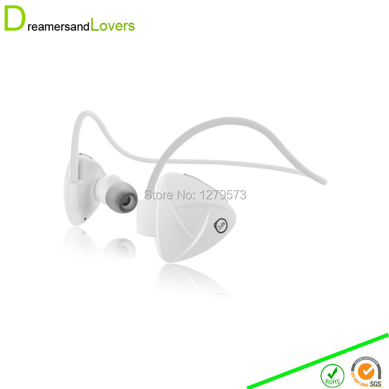 Dreamersandlovers Sport Bluetooth 4.0 Earphones Wireless Headset with MIC Compatible with Iphone Samsung Smart Phones Tablet<br><br>Aliexpress