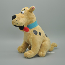 "Free Shipping Cute 6"" Scooby Doo Dog Plush Doll For Children Gifts Soft Animal Dolls"