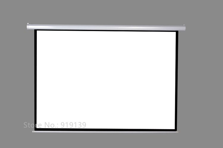 120inch 4x3 Electric Screen pic 14