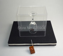 Glass Breaking Tray Pro - Remote Control ,electronic magic props,Christmas wholesale magic store,magic tricks,gimmick