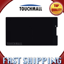For New LCD Display Touch Screen Assembly Replacement Lenovo Tab 2 A7-30 A7-30HC A7-30DC 7-inch Black Free Shipping