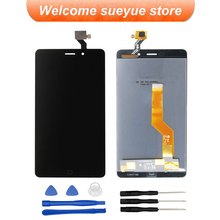 Elephone P9000 P9000D P9000E Original LCD and Touch Screen 5.5 Inch Assembly Repair Parts For Elephone P9000 P9000E Phone+Tools