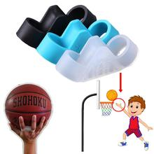 1Pcs Silicone Basketball Ball Finger Shooting Trainer Training  Accessories Safety Care Three-Point Size for Kids Adult Man Teen