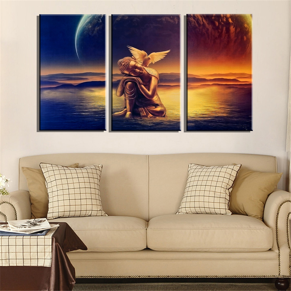 Wall Hangings Promotion Shop For Promotional Buddha Wall Hangings