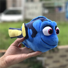 1 piece 27cm 10.6'' Finding Dory Plush Toys Nemo Doll For kids Gifts&birthday(China)