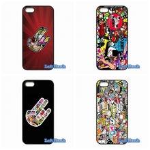 Sticker Bomb Eat Sleep JDM Hard Phone Case Cover For Apple iPod Touch 4 5 6 For iPhone 4 4S 5 5S 5C SE 6 6S Plus 4.7 5.5