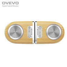 Original OVEVO Tango D10 Wireless Bluetooth Portable LED Speaker Amplifier 4D Surround Sound Magnetic Suction Outdoor Speaker(China)