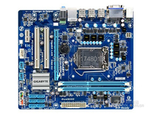 Free shipping original motherboard gigabyte GA-H55M-S2V LGA1156 DDR3 H55M-S2V 16GB support I3 I5 I7 desktop boards