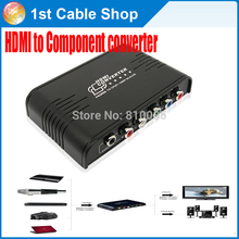 1080P HDMI to Ypbpr component converter w/coaxial audio out for PS4,apple TV,DVD etc.(China)