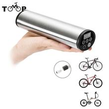 150PSI Rechargeable Electric Portable Car Cycling Bicycle Bike Pump Tire Tyre Inflator Auto Air Compressor with LCD Display(China)