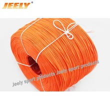 Free Shipping 2.1mm UHMWPE Fiber Core Polyester Outer Sleeve Rope 50M Towing Rope Spectra
